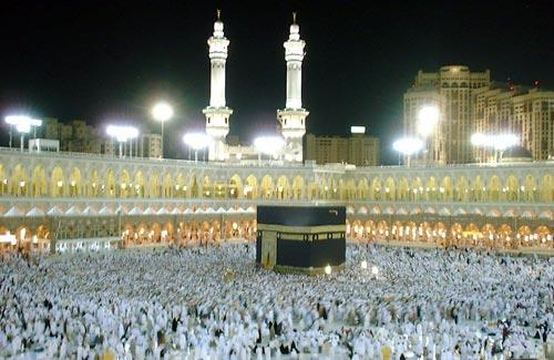 richtung mekka im islam